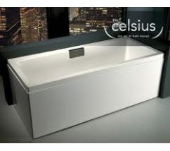 CELSIUS CARRON W/POOL 180x80 Μπανιέρα με Σύστημα Υδρομασάζ