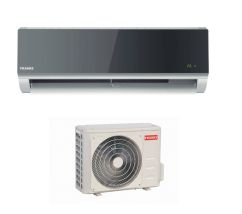 FRANKE Crystal Black 24000 Btu/h Inverter Κλιματιστικό A++
