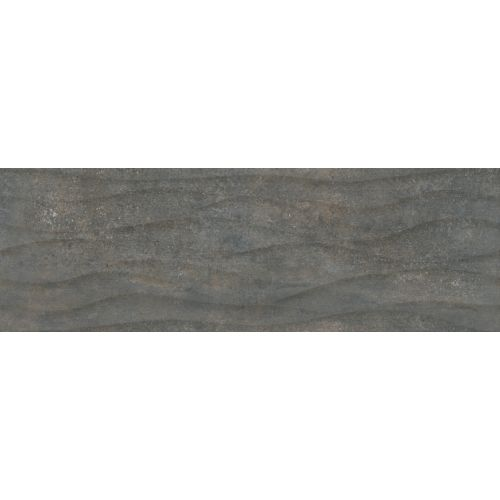 ΠΛΑΚΑΚΙ ΤΟΙΧΟΥ KARAG HANGAR Decor Nami Anthracite 28x85 cm